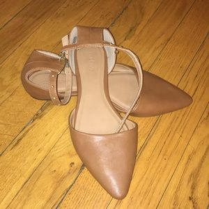 Old Navy pointed toe flat